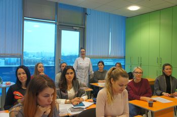 обучение трихологии врачей